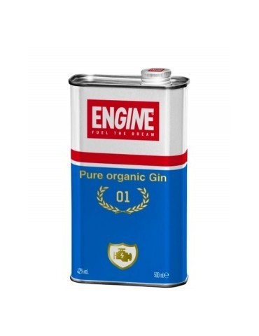Gin Engine Fuel The Dream Pure Organic Gin 01 Bio - 0,50 lt.