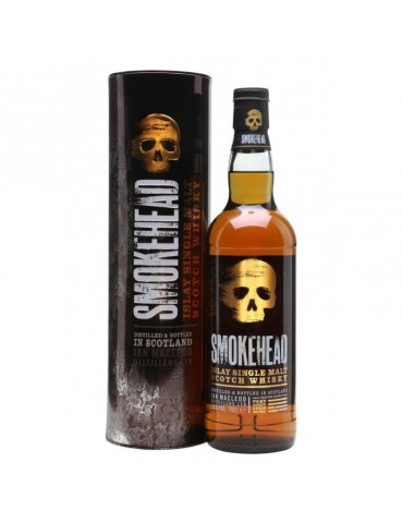 Smokehead Single Malt - 0,70 lt.