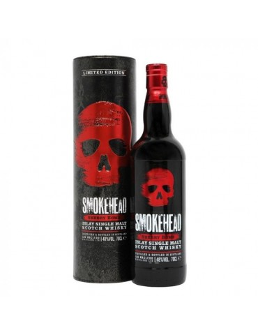 Smokehead Single Malt Sherry Bomb Limited Edition - 0,70 lt.