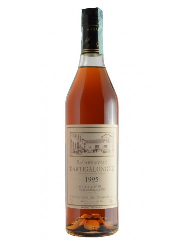 Bas Armagnac Dartigalongue 2000 - 0,70 lt.